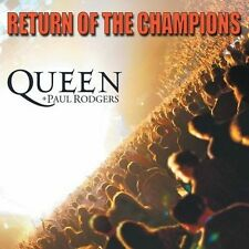 QUEEN + PAUL RODGERS - Return of the Champions (Live) 2 CD SET [z]