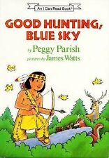 Good Hunting, Blue Sky (An I Can Read Book)-ExLibrary