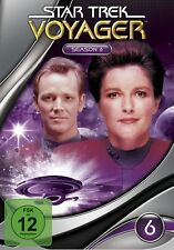 7 DVDs *  STAR TREK - VOYAGER - Komplett Season / Staffel 6 - MB  # NEU OVP =