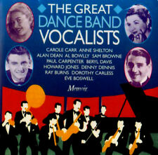 The Great Dance Band Vocalists NEW SEALED CD AL BOWLLY,RAY BURNS,HOWARD JONES +