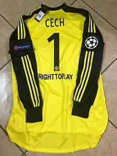 ENGLAND CHELSEA FORMOTION PLAYER ISSUE CECH MATCH UNWORN  SHIRT  JERSEY UEFA