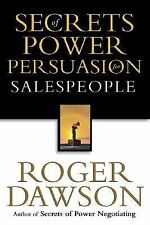 Secrets of Power Persuasion