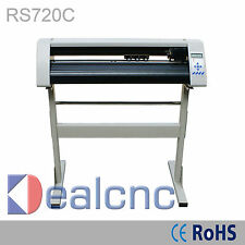 24'' Vinyl Cutter Plotter Sign Making Machine RS720C With Artcut2009 Software