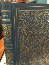 Franklin Library: Shirley Ann Grau: Evidence of Love: First Edition