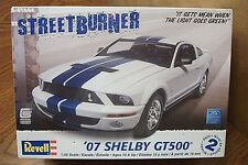 REVELL '07 SHELBY GT500 MUSTANG 1/25 SCALE MODEL KIT
