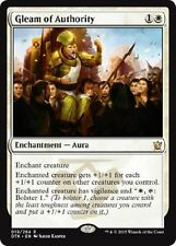 MTG Dragons of Tarkir 1x Gleam of Authority MINT PACK FRESH UNPLAYED RARE