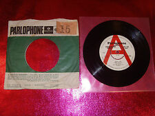 TONY PETERS-WHILE I LIVE-7''SAMPLE EX/R 5449/7XCE 17902-1/1966 UK