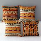 """Vintage African Style Home Decorative Sofa Throw Pillow Case Cushion Cover 17"""""""