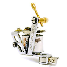 HILDBRANDT .444 Marlin Tattoo Machine 10 Wrap SHADER Tatoo GUN COIL Tatuage