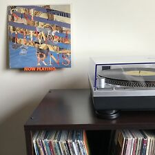 Now Playing Vinyl Record Wall Mount Display Shelf - 3D Printed