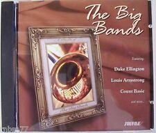 A Profile of the Big Bands - Duke Ellington, Louis Armstrong, Count Basie CD