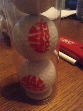 1 dozen Mac Tools golf balls