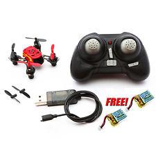 Hobbyzone Faze RTF Ultra Small Quad Drone 2.4ghz 2x Free Lectron Lipo Battery