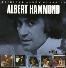 ALBERT HAMMOND - Original Album Classics (2016) -- 5 CD NEU & OVP