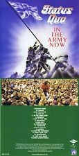 Status quo: in the Army Now di 1986! 11 canzoni più sei bonustracks! NUOVO CD!