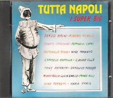 """BRUNI  MUROLO  CAROSONE  DI CAPRI MODUGNO VILLA  - RARO CD 1992 """" TUTTA NAPOLI """""""