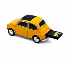 Fiat 500 Auto USB-Stick Flash Pen Drive 16 Gb/Go