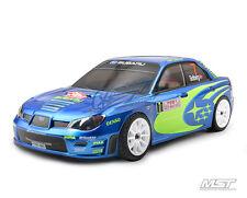 MST XXX 1/10 RC 4WD RTR Rally Car (2.4G) w/carbody - SUBARU IMPREZA WRC '07