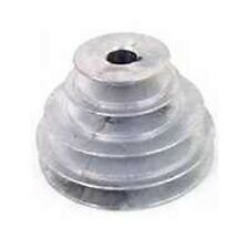 "NEW CHICAGO DIE CASTING 6144596 V-GROOVE PULLEY 4 STEP 5/8"" BORE"