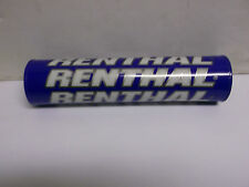 "Renthal Blue Bar manillar Pad 8,5 ""de largo Brillante Mini Para mx/enduro bc24662-T"