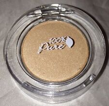 100% Pure Natural Fruit Pigmented Eye Shadow *STAR BRIGHT* Champagne Shimmer BN