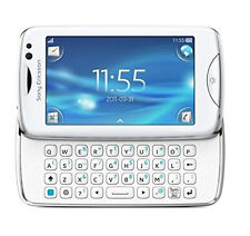 Sony Ericsson txt Pro CK15i White White QWERTY keyboard without Simlock new