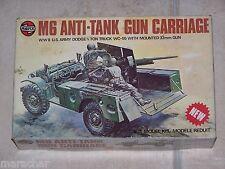 Maquette AIRFIX  1/32ème M6 ANTI-TANK GUN CARRIAGE