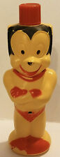 1963 COLGATE PALMOLIVE CO TERRYTOONS MIGHTY MOUSE PLASTIC SOAKY