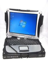 Panasonic ToughBook CF-19 MK6 i5-3320m 2.6Ghz 8GB 500GB Wi-Fi BT GPS TouchScreen
