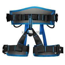 Harness Seat Belt Sitting Bust Belt for Outdoor Rock Climbing Rescue Gear