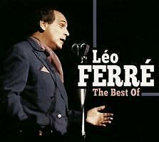 Léo Ferré - The best of - 5 CDs - NEU/OVP