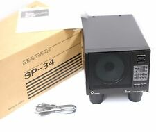 NEW ICOM SP-34 External Speaker w/ built-in Audio Filter for IC-7800 IC-R9500