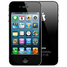 Apple iPhone 4s Black 8GB International Unlocked Smartphone - Very Good 8/10