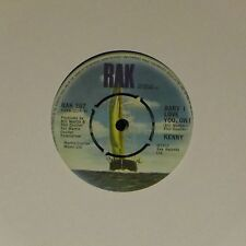 "KENNY 'BABY I LOVE YOU OK' UK 7"" SINGLE #2"