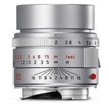 !!!NEU!!! Leica APO Summicron M 50mm 1:2 silber silver