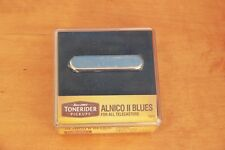 Alnico II blues trt3 Neck níquel for tele ® Tonerider 5.65k calido + soporte New