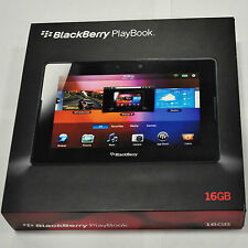"BLACKBERRY PlayBook 7.0 ""in Nero 16 GB tablet IN SCATOLA"