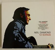 Neil Diamond 12 Songs CD UK 2005 En caja digipack
