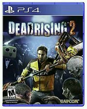 DEAD RISING 2 * PLAYSTATION 4 * BRAND NEW FACTORY SEALED!
