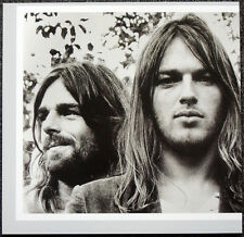 PINK FLOYD POSTER PAGE RICHARD WRIGHT & DAVID GILMOUR . H26