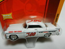 Johnny Lightning *FOREVER 64 R4* 1955 Chrysler 300C Stock Car *NIP*