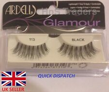Ardell Fashion Lashes/Natural False Eyelashes Lashes 113 ORIGINAL **OFFER**