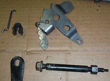 4L60E, 4L60, 4L65E  shifter shaft, rooster, lever & nuts w/ park rod