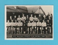 FOOTBALL - ARDATH - SOUTHERN FOOTBALL TEAM  - A.E.C. (SOUTHALL) ATHLETIC -  1936