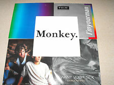 """Wham / George Michael 12"""" x 5 Job lot collection Monkey I'm Your Man Freedom"""