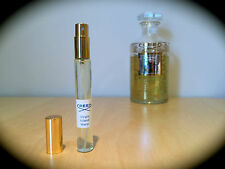 VIRGIN ISLAND WATER by Creed - 10ml sample - 100% GENUINE!