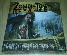 Zombie Town Board Game, by Twilight creations. 100% Complete