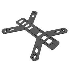 "Lumenier QAV250 4mm Carbon Fiber Main ""Unibody"" Frame Plate 2726"