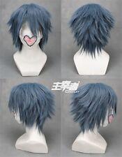 Final Fantasy Versus 13 Noctis Lucis Caelum Short Cosplay Wig Free Shipping +CAP