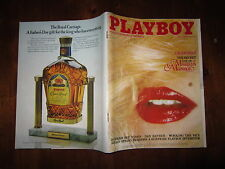 RIVISTA PLAYBOY EDIZIONE AMERICANA MAGGIO 1979 THE SECRET LIFE OF MARILYN MONROE